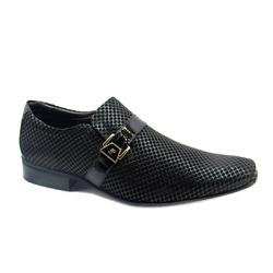 Sapato Social Masculino Jota Pe Air Phoenix 72354 Preto - 85702 - Sensação Store