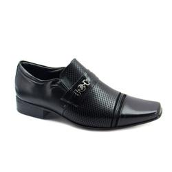 Sapato Social Masculino Jota Pe FlexFeet 32015 Preto - 85699 - Sensação Store