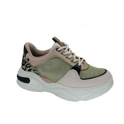 Tênis Feminino Dad Sneaker Tanara T4181 Flatform - 87131 - Sensação Store
