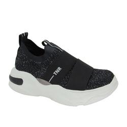 Tênis Feminino Sneaker Tanara T4182 Lançamento - 87132 - Sensação Store