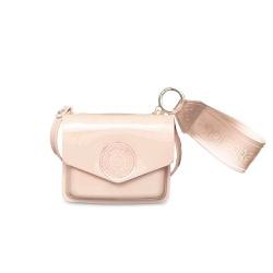 Bolsa Carteira Feminina Petite Jolie Ruby PJ10040 Nude - 89597 - Sensação Store