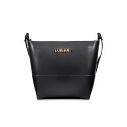 Bolsa Feminina Transversal Petite Jolie Easy PJ4117 Preto - 83984 - Sensação Store