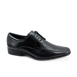 Sapato Social Masculino Jota Pe AIr Magic 77520G Tamanho Especial Preto - 86407 - Sensação Store