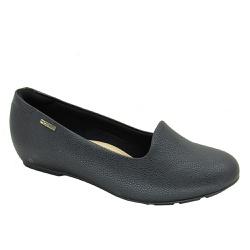 Sapato Feminino Salto Baixo Modare 7353100 Preto - 89267 - Sensação Store
