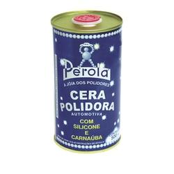 Cera Líquida Polidora Pérola c/ Silicone e Carnaúb... - Sermi