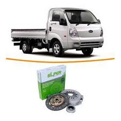 Kit Embreagem Kia Bongo 2.5 e Hyundai HR 2.5 até 2... - Sermi