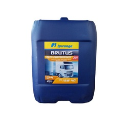 Óleo Motor Diesel 15w40 Ipiranga Brutus CI4 Alta P... - Sermi