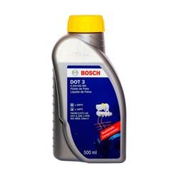 FLUIDO P/ FREIO DOT 3 500ML BOSCH - Sermi