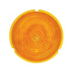 Lente Lanterna Lateral Carreta Amarela - Sermi