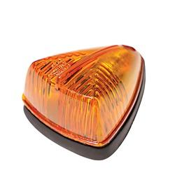 Lanterna Traseira Teto MB 1313 Ate 88 Amarela - Sermi