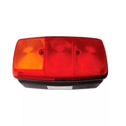 Lanterna Traseira MB 1313, 1513 S/ Vigia - Sermi