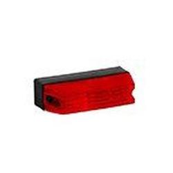 Lanterna Parachoque Dianteiro Vermelha - Sermi