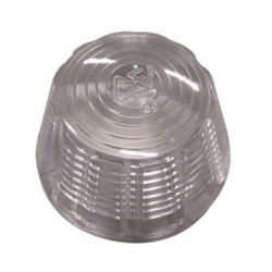 Lente Lanterna Lateral Carreta Pudim Cristal - Sermi