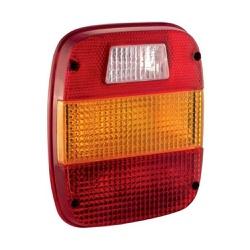 Lente Lanterna Traseira Ford Cargo/ VW - Sermi