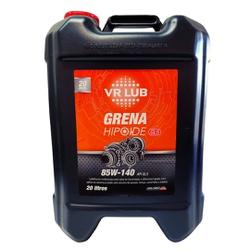 Óleo Engrenagem 85W140 GL5 VR Grena 20L - Sermi
