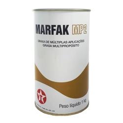 Graxa de Lítio Marfak p/ Rolamento MP2 Texaco 1kg - Sermi