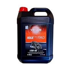 Óleo Motor Diesel 15W40 VR Lub MAX Turbo - Galão 5... - Sermi