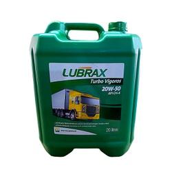 Óleo Motor Diesel 20w50 Lubrax Vigoros CH4 - Balde... - Sermi