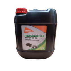 Óleo Hidráulico 68 Extron ISO 68 Tipo HL - Balde 2... - Sermi
