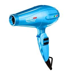 Secador Babyliss Pro Nano Titanium Portofino 6600 Ion Azul 2000 Watts - Shop da Beleza