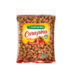 Amendoim Carapina 200g - GUIMARÃES