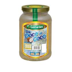Doce de Coco em Calda 650g - GUIMARÃES