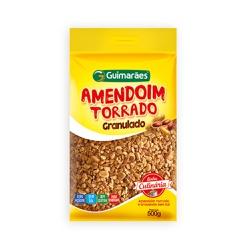 Amendoim Torrado Granulado 500g - GUIMARÃES