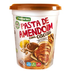 Pasta de Amendoim com Cacau 450g - GUIMARÃES