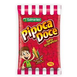 Pipoca Doce 100g - GUIMARÃES