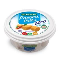 Paçoca Rolha Zero Açúcar 145g - GUIMARÃES