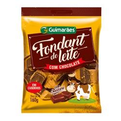 Fondant Leite e Chocolate 160g - GUIMARÃES