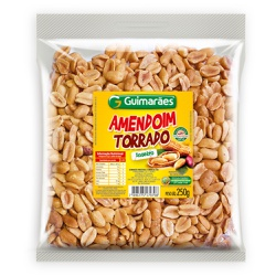 Amendoim Torrado 250g - GUIMARÃES