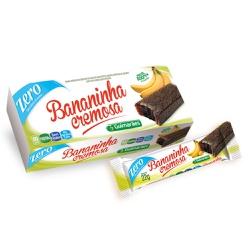 Bananinha Cremosa ZERO 66g - GUIMARÃES