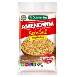 Amendoim Torrado 500g - GUIMARÃES