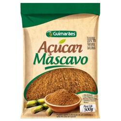 Açúcar Mascavo 500g - GUIMARÃES
