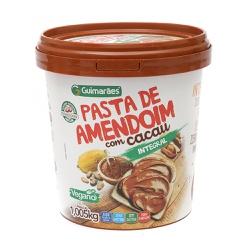 Pasta de Amendoim Com Cacau 1.005kg - GUIMARÃES