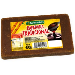 Rapadura Tradicional 400g - GUIMARÃES
