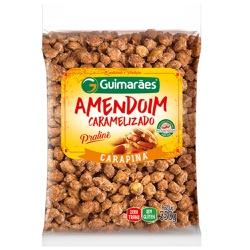 Amendoim Cara Pina 350g - GUIMARÃES