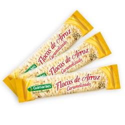 Flocos de Arroz Caramelizado 20g - GUIMARÃES