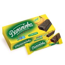 Bananinha Cremosa Com Açúcar 90g - GUIMARÃES