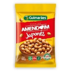 Amendoim Tipo Japonês 160g - GUIMARÃES