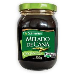 Melado Orgânico de Cana 330g - GUIMARÃES
