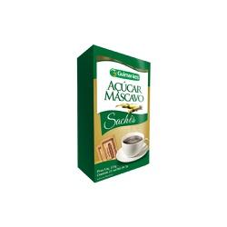 Açúcar Mascavo Sachê 125g - GUIMARÃES
