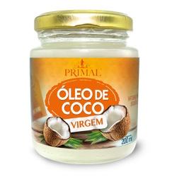 Óleo de Coco Virgem 200ml - GUIMARÃES