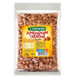Amendoim Carapina Pralinê 1.008kg - GUIMARÃES