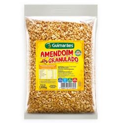 Amendoim Torrado Granulado 1.008kg - GUIMARÃES
