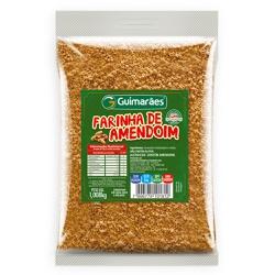 Farinha de Amendoim Torrado 1.008kg - GUIMARÃES