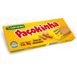 Paçokinha Retangular 90g - GUIMARÃES