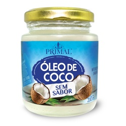 Óleo de Coco Sem Sabor 200ml - GUIMARÃES