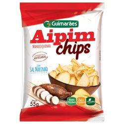 Chips Aipim (Mandioquinha) 70g - GUIMARÃES